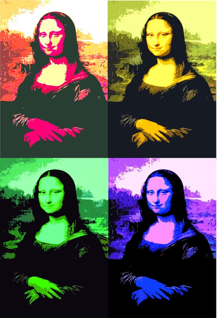 Souvent 100 best Mona Lisa images on Pinterest | Mona lisa, Mona lisa  AF83