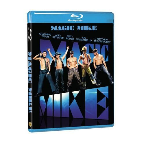 Magic Mike (Blu-Ray) from Warner Bros.: Special Features: - Extended Dance Scenes - Backstage On Magic Mike -… #Movies #Films #DVD Video