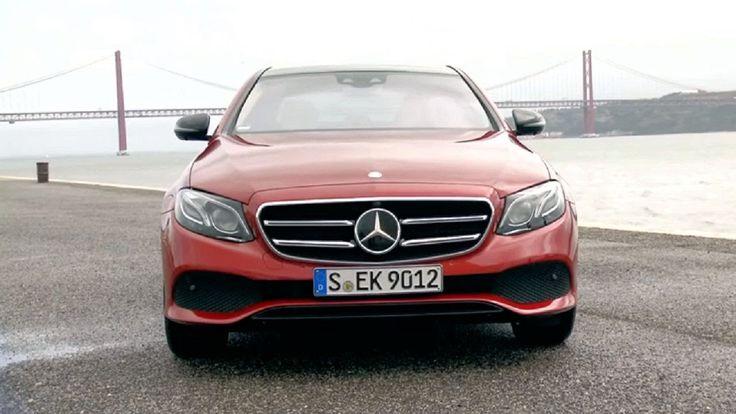 2017 Mercedes E300 Interior, Exterior and (605 hp) Driving