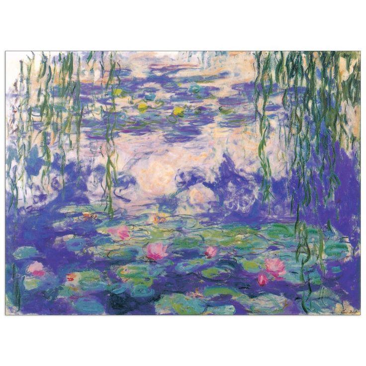 MONET - SEFROSEN (140x104 cm / 100x74 cm) #artprints #interior #design #art #prints #Monet  Scopri Descrizione e Prezzo http://www.artopweb.com/autori/claude-monet/EC16968