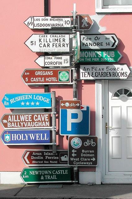 signs/wayfinding