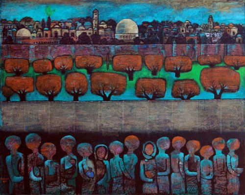 Nabil Anani: 'Division'