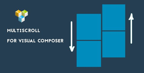 Multi Scroll - split slider for visual composer - CodeCanyon Item for Sale