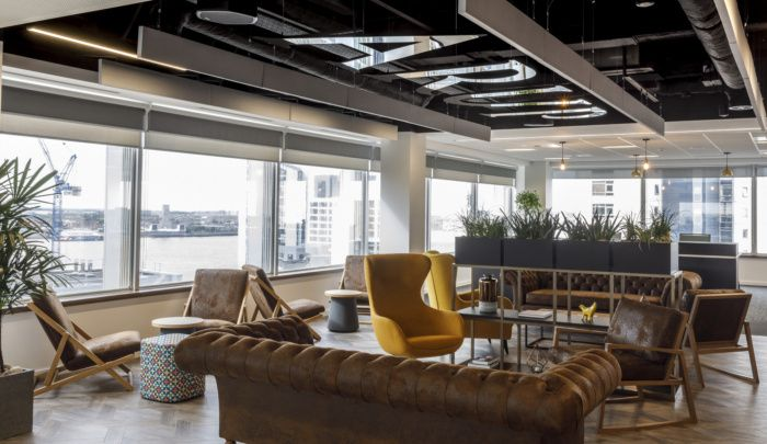 Office Tour Arup Offices Liverpool Home Decor Design Firms Office Design