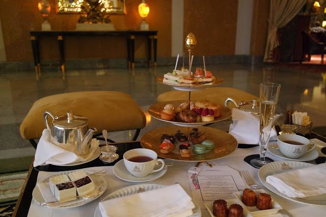 M&A: Afternoon Tea | Ritz Four Seasons Hotel Lisboa