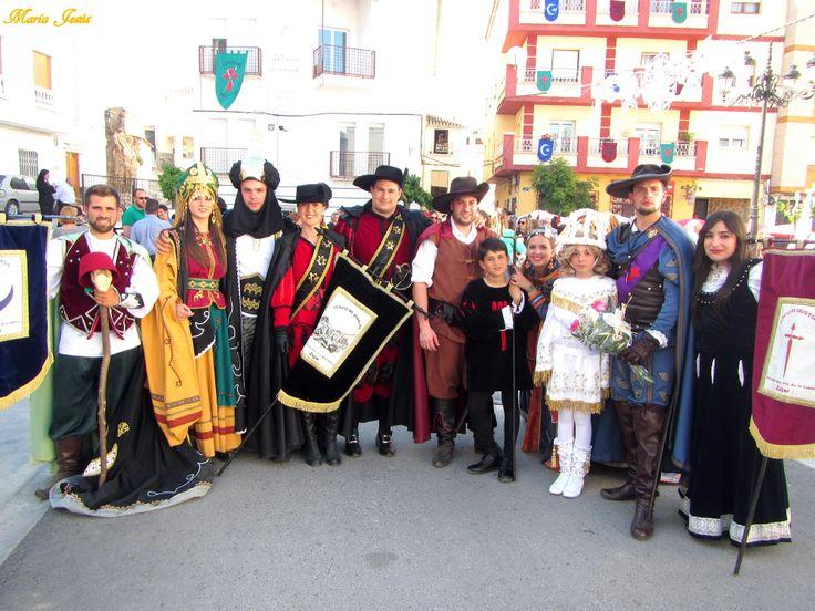 Fiestas de Moros, Cristianos y Diablos en honor a la Virgen de la Cabeza - Zújar -
