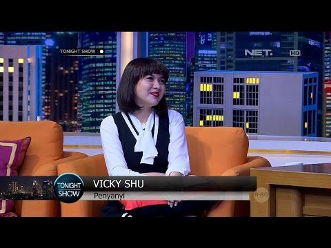 Mengaku Patah Hati, Vicky Shu Potong Pendek Rambutnya - YouTube