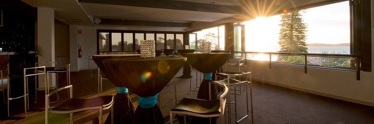 #bartables #sunset #balcony #wedding #weddingreception