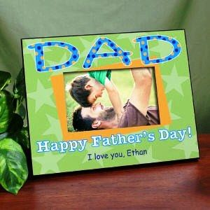 Dad Photo Frame for Father's Day  $25.0: Personalized Dads, Dads Giftidea, Father Day Gifts, Photo Frames, Pictures Frames, Fathersday Dads, Happy Father, Dads Pictures, Frames Fathersday