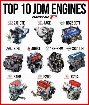 #JDM engine