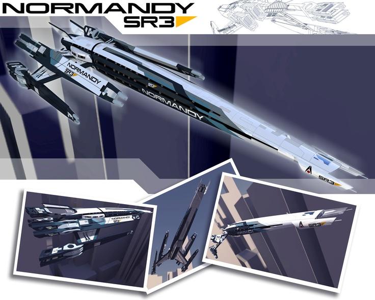 Normandy SR3 Concept Final by pangeranberbajuputih.deviantart.com