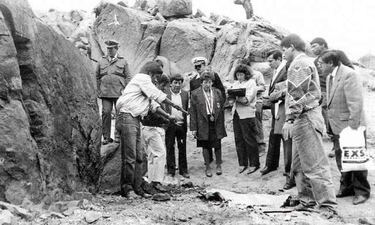 20 años han pasado desde el secuestro y asesinato de 9 alumnos y 1 profesor de la Universidad La Cantuta. NUNCA MÁS!!