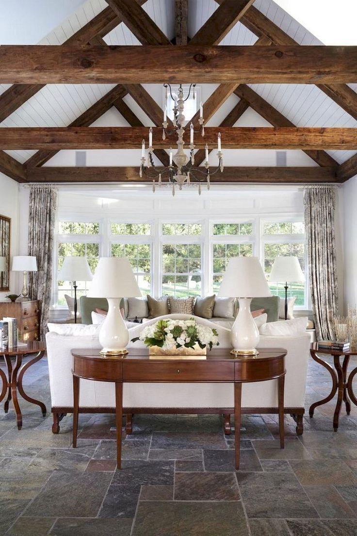 27 Best Farmhouse Living Room Decor Ideas