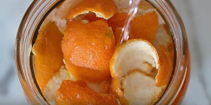 Hamarosan itt a szezonja, mutatjuk, miért ne dobd ki a narancs héját.