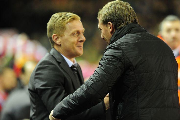 Liverpool FC 4-1 Swansea City naživo: Prežiť každý kop z Anfield ako Garry Monk ide dole k porážke proti Brendan Rodgers - Wales Online