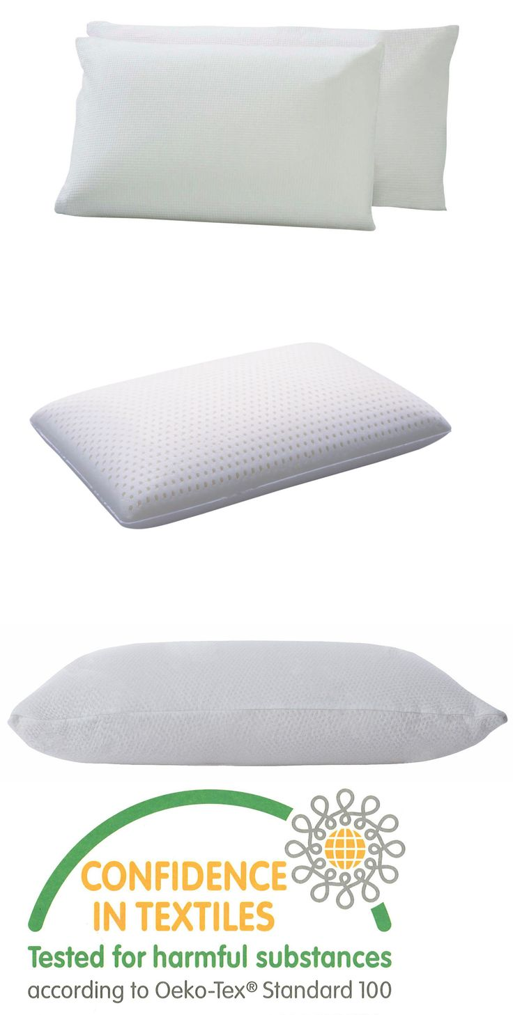 bed pillows 100 natural talalay latex foam pillow medium density king