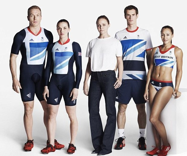 Team GB's Stella McCartney designed Olympic Uniforms
