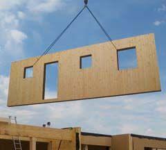 Gebco - Wykonawca nowoczesnych i pasywnych domów energooszczędnych - CLT - System Litego Drewna