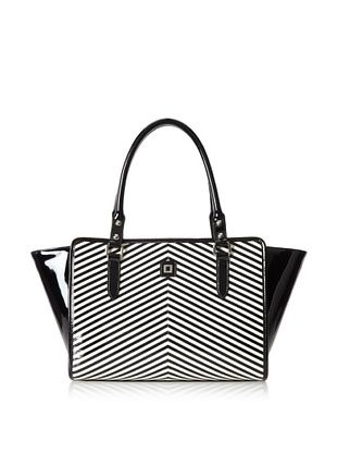 60% OFF LODIS Women's Noho Double Handle Tote, Black