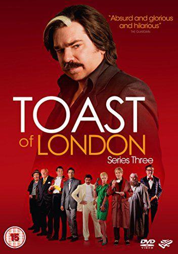 Toast of London series 3 [UK import, region 2 PAL format]...