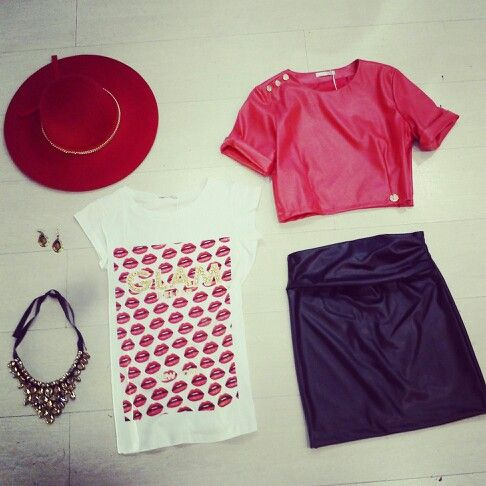 Outfit #dollyrocker superiamo