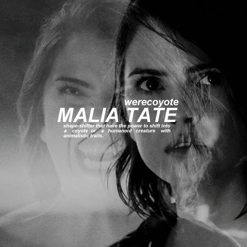 Malia Tate #TeenWolf @blownxawayx94