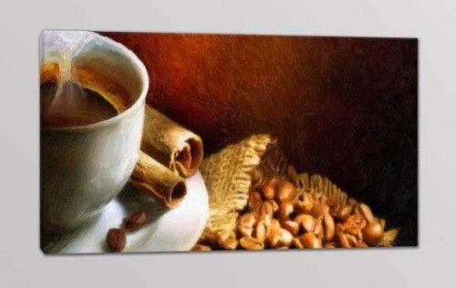 quadro moderno caffè espresso bar