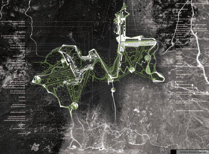 Uludağ Milli Parkı I. ve II. Gelişim Bölgeleri Peyzaj Planlama, Kentsel Tasarım ve Mimari Proje Yarışması