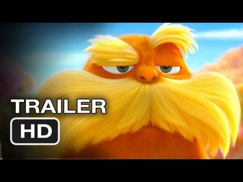 """Who has seen the Sustainability story of """"The Lorax"""" yet?"""