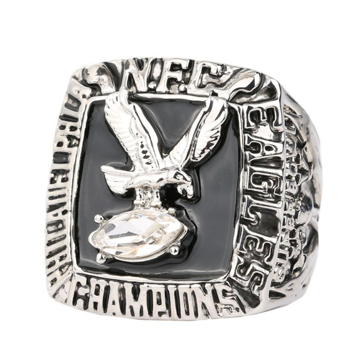 Now available on our store: Philadelphia Eagl... Check it out here! http://rshlenterprises.myshopify.com/products/philadelphia-eagles-1980-nfc-championship-ring-replica?utm_campaign=social_autopilot&utm_source=pin&utm_medium=pin #GemsandTrinkets #ThisJustIn