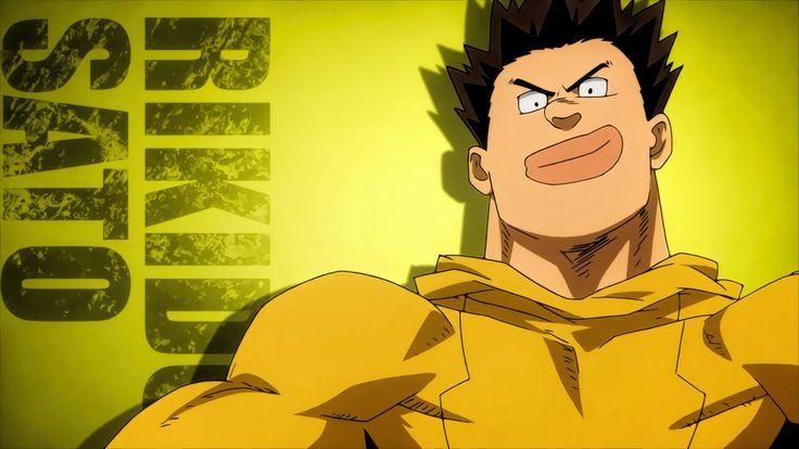 Anime My Hero Academia  Riku Sato Boku no Hero Academia Fondo de Pantalla