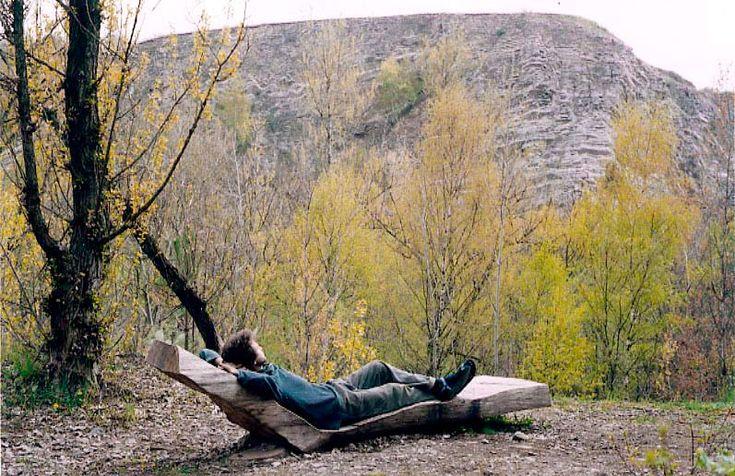 Lukáš Gavlovský – Lavice a odpočívadla