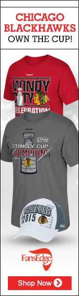 Chicago Blackhawks 2015 Stanley Cup Apparel at the HOCKEY FAN STORE.  There is a lot  of cool stuff to choose from.