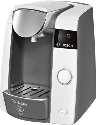 Bosch Tassimo Joy In White & Chrome