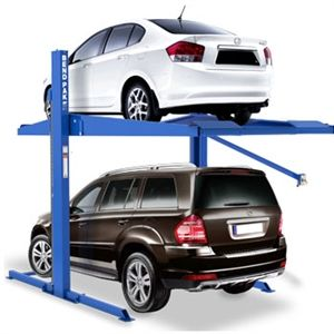 Get the best buy on the BENDPAK PL-7000X 7000 lbs Two-Post Car Stacker Parking Lift. Order online or speak with our knowledgable staff at 1-855-275-5141!