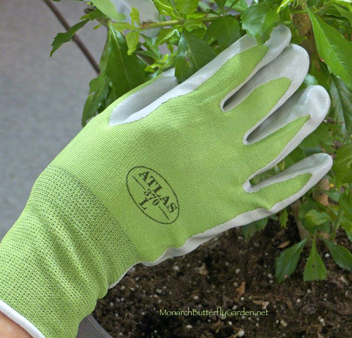 ... Atlas Garden Gloves