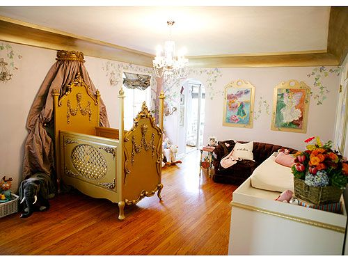 """BeforeYoung and the Restless star Michelle Stafford welcomed 5-month-old daughter Natalia Scout Lee into her Los Angeles home last December, she knew she wanted to give her the nursery of her dreams.    """"I wanted the room to have a magical, fairy tale feel — complete with princesses and fairies,"""" revealed the actress"""
