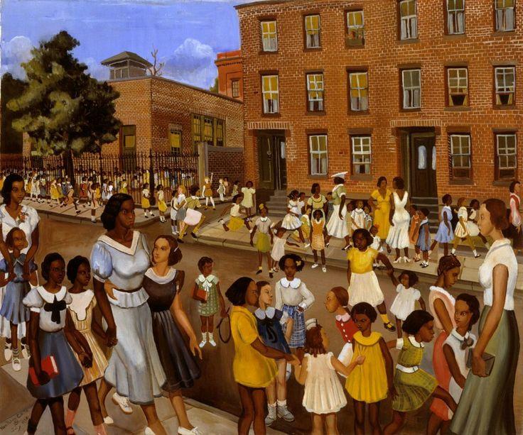 Black Art - school days