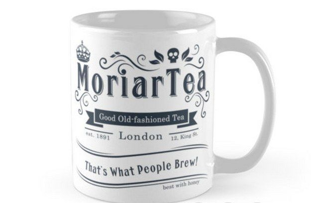"This evil mug: | Community Post: 21 Perfect Gifts For The ""Sherlock"" Fan In Your Life"