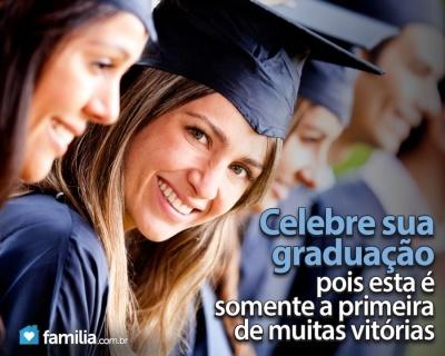 Familia.com.br   Como celebrar a formatura da faculdade