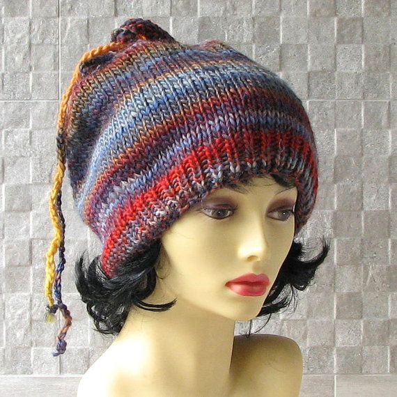 Knit Womens Slouchy Hat  Winter Fashion 2015 by AlbadoFashion