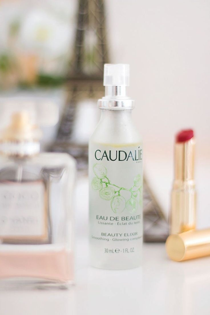 caudalie beauty elixir | french girl beauty