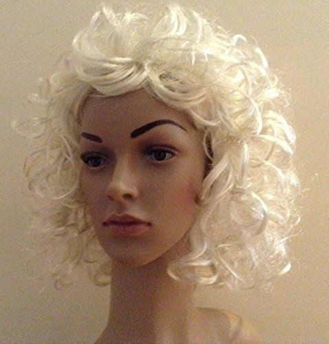 From 2.90 Fancy Dress Madonna Sandy Grease Marilyn Monroe 70s 80s 90s Blonde Wig