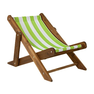 Kids Outdoor Sling Chair By OneStepAhead!