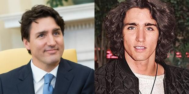 Photos of a young Justin Trudeau have emerged, and they're sending ...
