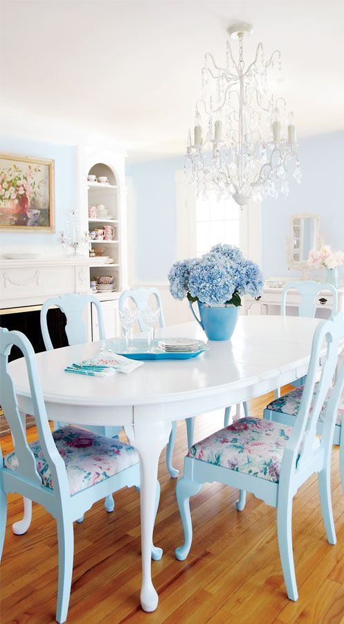 33 awesome vintage dining rooms and zones 33 awesome vintage dining rooms and zones with white blue dining table and chair and flower vase decoration