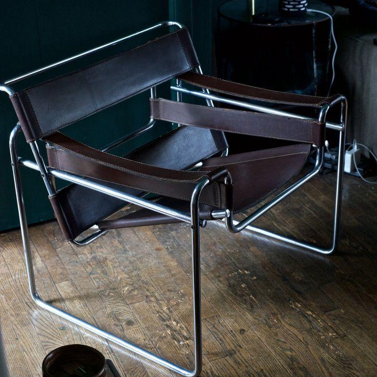 marcel breuer wassily chair replica