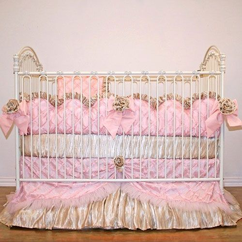 Little Leo S Nursery Fit For A King: Little Bunny Blue Bella Crib Bedding At Luxury Baby