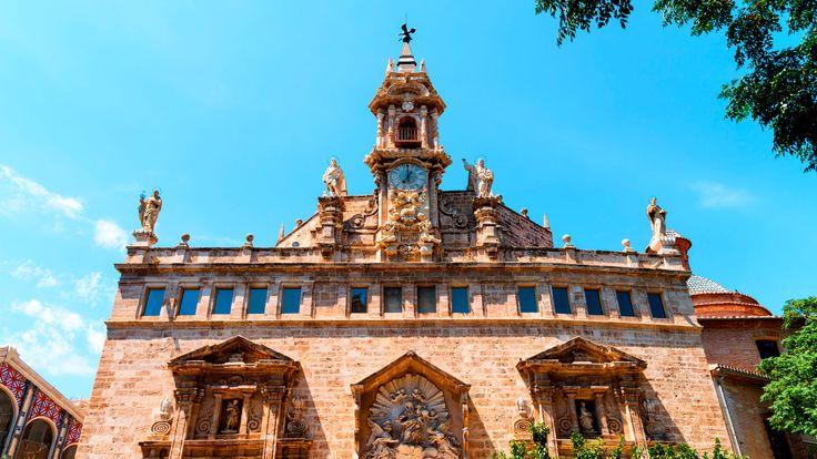 Iglesia de San Juan del Mercado #valencia #españa #vacaciones #viajar #viajes #turismo