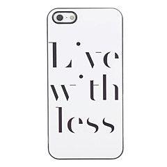 Bakside Dekke - iPhone 5/iPhone 5S - Grafisk/Spesielt Design... – NOK kr. 34